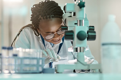 Each year, 3M commissions a third-party, independent research study to track attitudes towards science. The 2021 study was fielded from February to March and includes 17 countries.  This year's results shows that around the planet science is driving hope for a better world, with 89% agreeing that science brings them hope for the future.  (Photo credit:  Getty Images)