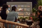 Epson Helps Families Amp Up Backyard Movie Night with Big-Screen EpiqVision Viewing