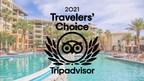 Los Cabos Resort Wins 2021 Tripadvisor Travelers' Choice Award