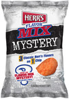 Herr's Launches 'Flavor Mix Mystery' Chip Asking Fans To Guess...