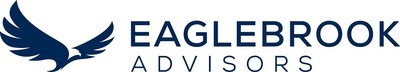 Eaglebrook Advisors is a tech-driven investment manager that provides independent financial advisors with streamlined, secure, and compliant access to bitcoin and digital assets. The firm has created the first bitcoin and crypto separately managed accounts (SMAs), which are designed to seamlessly integrate with an advisor's current portfolio management systems and workflows. The company is backed by leading wealth management executives and financial institutions. (PRNewsfoto/Eaglebrook Advisors,Dynasty Financial Partners)