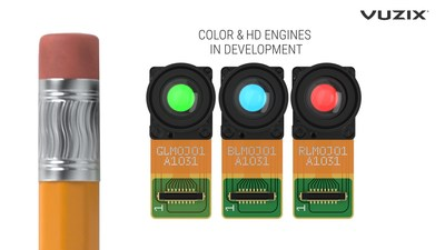 Vuzix MicroLED Projection Engines
