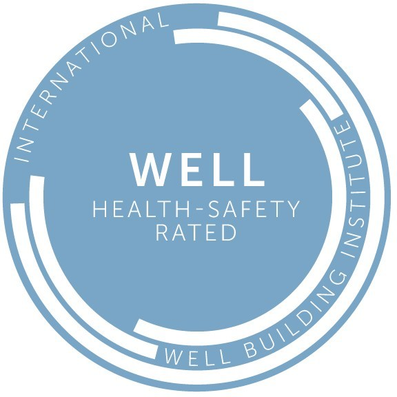 WELL Health-Safety Rated Seal