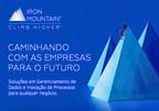 Iron Mountain lança campanha para reforçar sua atuação em transformação digital no Brasil