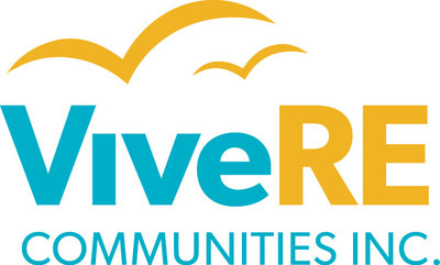 ViveRE Communities Inc. logo (CNW Group/ViveRE Communities Inc.)