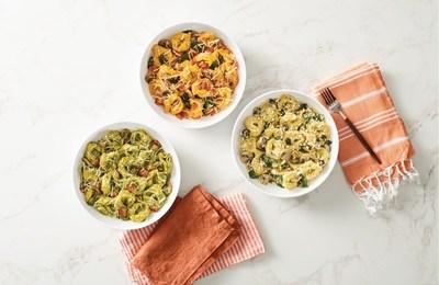 Noodles unveils new Tortelloni dishes.