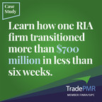 TradePMR Streamlines Digital Account Transfers for RIAs, Clearing ...