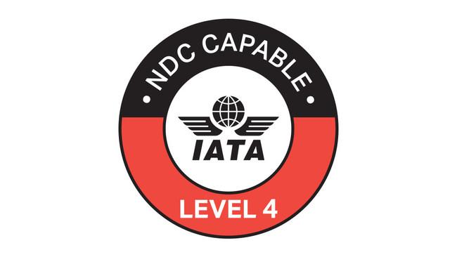 IATA NDC Level 4 Certification