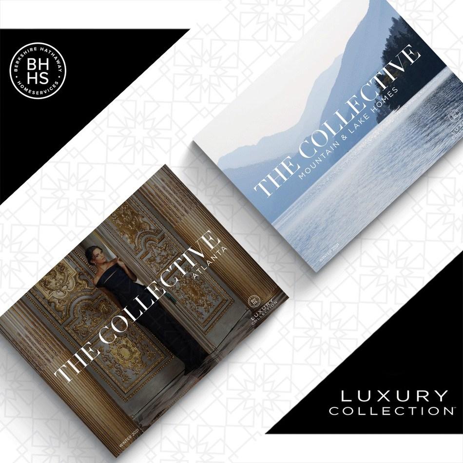 Berkshire Hathaway HomeServices Georgia Properties' exclusive Luxury Collection digital magazine.