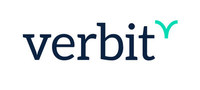 Verbit is the world's leading interactive transcription and captioning solution. It utilizes in-house, AI-based technology to transform both live and recorded video and audio into +99% accurate captions and transcripts for the education, legal, media, and enterprise industries. (PRNewsfoto/Verbit)