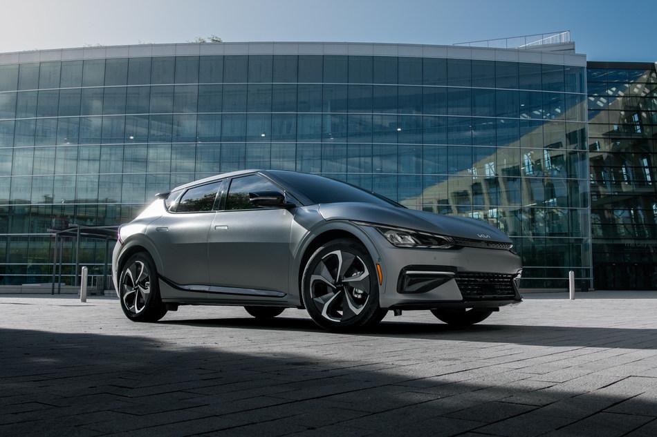 El nuevo Kia EV6 marca el comienzo de una nueva emocionante era de la conducción eléctrica.