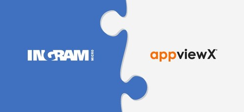 AppViewX Partners with Ingram Micro to Raise Awareness and Drive Greater Growth for Machine Identity Management Solution