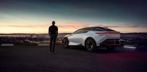 Lexus Achieves Cumulative Global Sales of 2 Million Electrified Vehicles