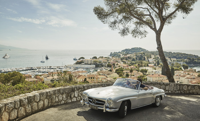 Take the Scenic Route with Four Seasons and Uncover Six Iconic Road Trips Across Europe