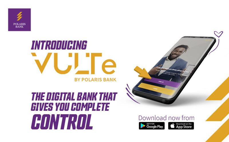 Polaris Bank Nigeria launches VULTe; a new Digital Bank