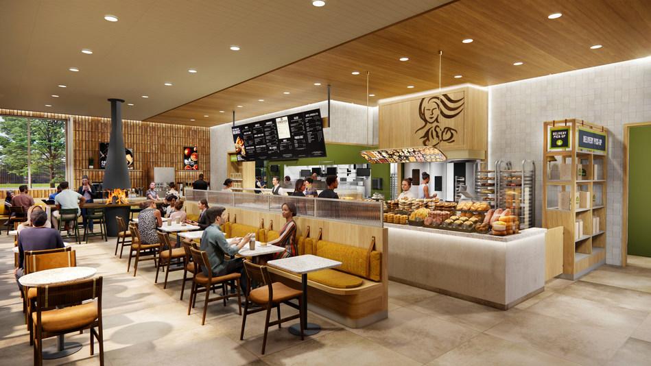 Panera Next Gen Cafe