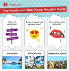Hotels.com Wants To Send You on a Summer Trip Based on Your...