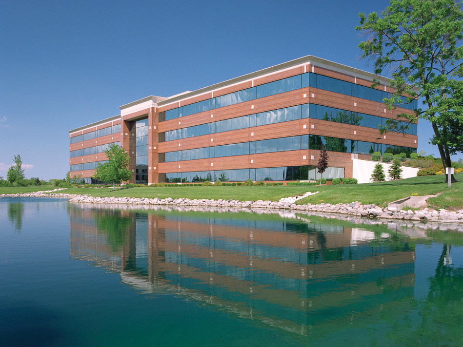 ProHealth Care Headquarters at Riverwood Corporate Center II in Pewaukee, Wisconsin.