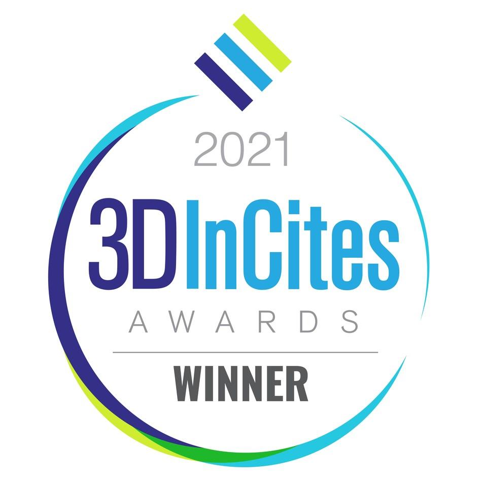Monozukuri Technologies has been named 3DInCites' 2021 Start-up of The Year