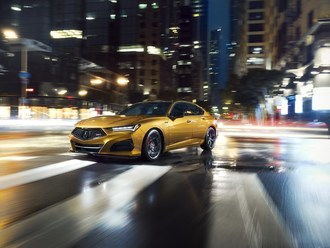 2021 Acura TLX Type S (CNW Group/Honda Canada Inc.)