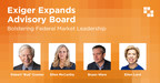 Exiger Expands Advisory Board Bolstering Federal Market Leadership...