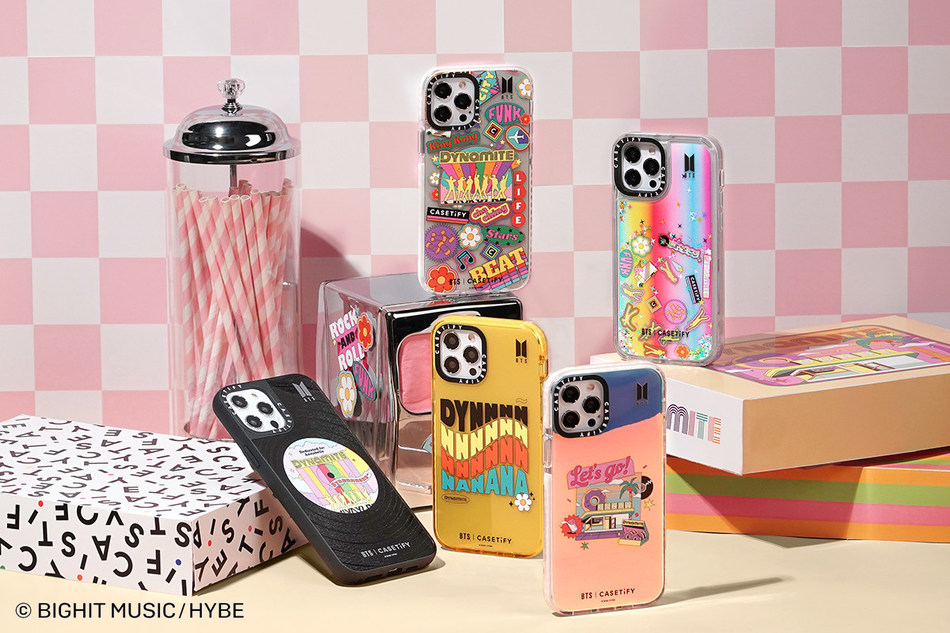 The collaboration channels the song's hope-filled message and music video aesthetic in a special collection of designer accessories.