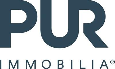 PUR Immobilia Logo (CNW Group/PUR Immobilia)