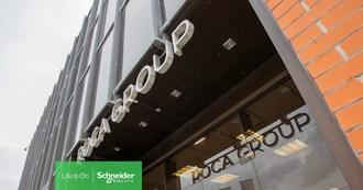 Roca Group (CNW Group/Schneider Electric Canada Inc.)