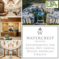 Watercrest Sarasota Highlighted as Project Finalist in...