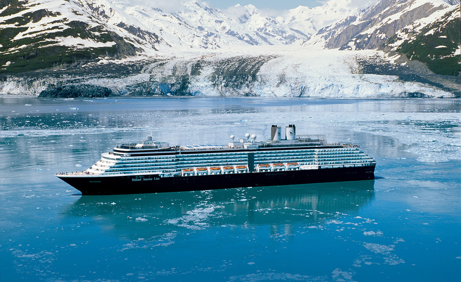 Holland America Line announces plans to restart cruising to Alaska on July 24, 2021 sailing roundtrip from Seattle. Seven-day itineraries aboard Nieuw Amsterdam will call at Juneau, Icy Strait Point, Sitka and Ketchikan.