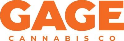Gage Logo (CNW Group/Gage Cannabis Co.)