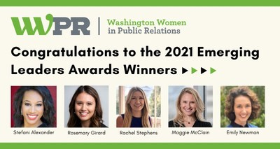Washington Women In Public Relations Announces 2021 Emerging Leaders Awards Winners WeeklyReviewer
