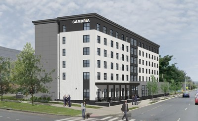 Cambria Hotel New Haven