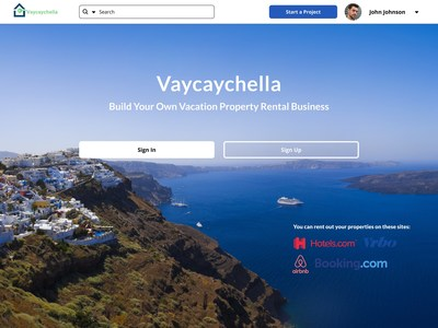 WSGF Launches Vaycaychella App To Make Vacation Rental Property Purchases More Accessible Permitting Anyone To Participate In $1.6 Trillion Travel Industry