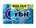 ORBIT® Gum Innovates With More Sustainable 30-Piece Mega Pack,...