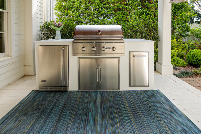 All MOKS outdoor kitchens are built with high-quality materials, designed for all-weather durability, no matter the climate or region