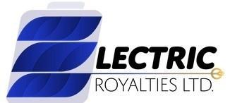 Electric Royalties Ltd. Logo (CNW Group/Electric Royalties Ltd.)