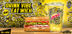 Which Wich™ And MTN DEW® Are Bringing Good Vibes To Sandwich...