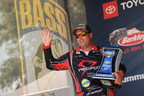 Kuphall Closes Wire-To-Wire Win At Bassmaster Elite Event On Guntersville