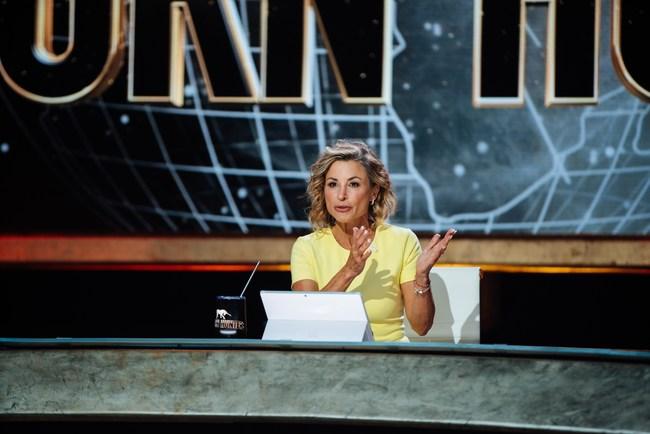 Silvina Moschini, Executive Producer of Unicorn Hunters show.