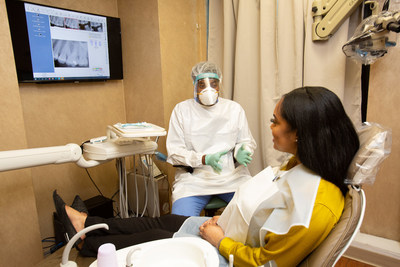 Endodontists keep patients safe as they save their teeth.