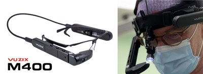 Vuzix M400 to Support Virtual Surgical Collaboration Rollout with Rods & Cones.