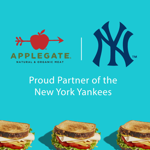 Applegate is a Proud Partner of the New York Yankees