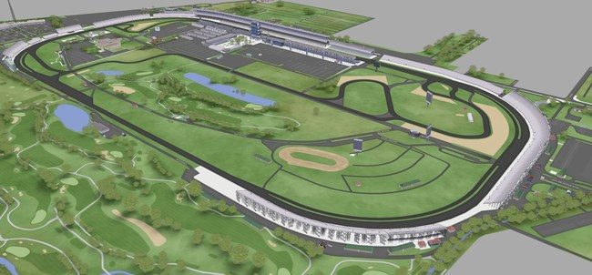 Concept3D launches 360° Map in collaboration with Indianapolis Motor Speedway, Hawaii Convention Center, and Baldwin Wallace University, demonstrating the potential of the new software for sporting arenas, major event and conference centers, higher education, and tourism.