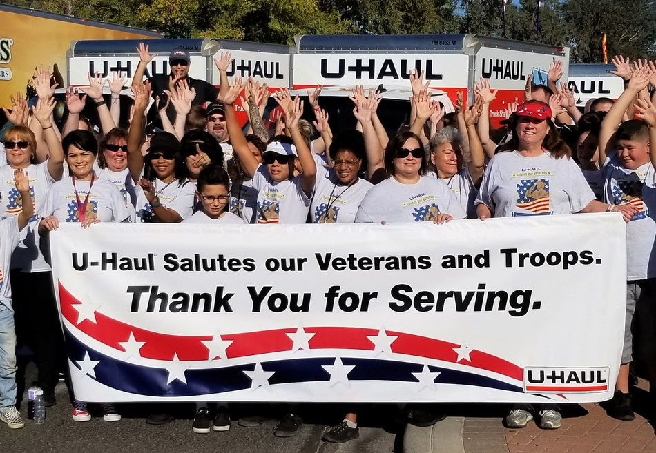 U-Haul, founded by a WWII-era Navy veteran and his wife in 1945, has been honored as a 2021 VETS Indexes Recognized Employer for its commitment to hiring and retaining veterans in the workforce.