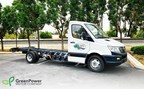 GreenPower Delivers Five EV Star Cab and Chassis to Forest River...