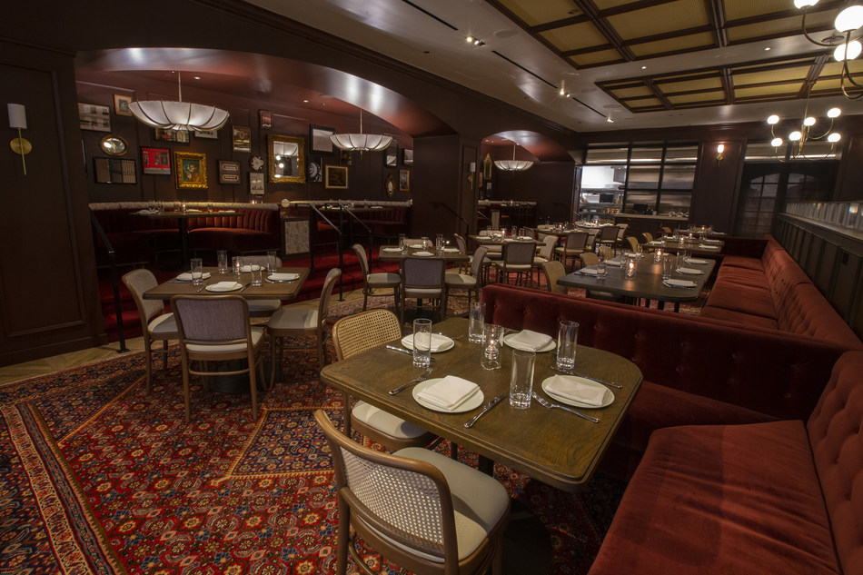 Venteux Brasserie, Cafe & Oyster Bar by Clique Hospitality