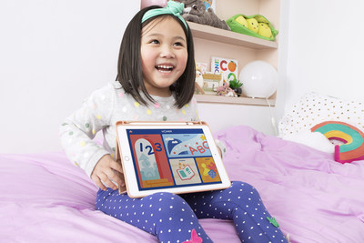 Part of HOMER's essential learning program, HOMER Learn & Grow takes kids on a personalized learning journey that boosts their confidence and grows with them.