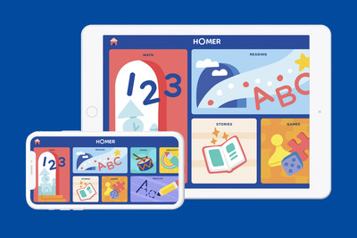 HOMER Learn & Grow App