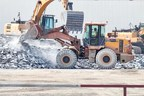 XCMG Delivers Super Order of 100 Units of LW500FN Wheel Loaders...